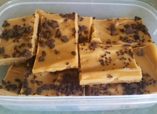 Amazing Low Carb Fudge