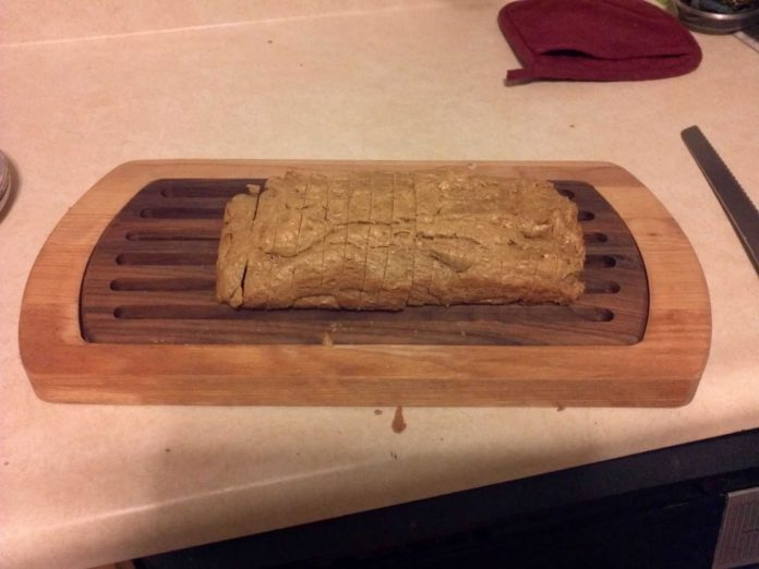 Low Carb Peanut Butter Bread