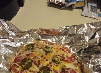 3 ingredient pizza base