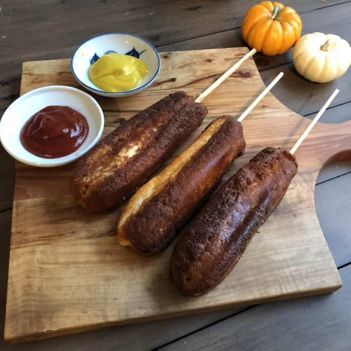 keto friendly corn dogs